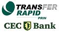 Logo Transfer Rapid prin CEC Bank