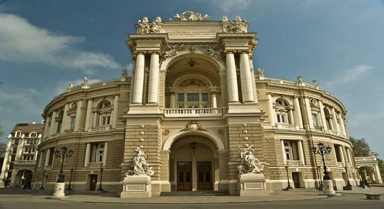 Odessa National Academic Opera Theater and Ballet